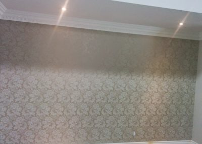 Wallpaper Installation & Home Painters in Toronto - CAM Painting - Gallery Image 11
