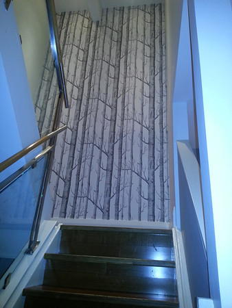Wallpaper Installation & Home Painters in Toronto - CAM Painting - Gallery Image 1
