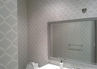 Wallpaper Installation & Home Painters in Toronto - CAM Painting - Gallery Image 32