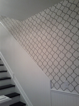Wallpaper Installation & Home Painters in Toronto - CAM Painting - Gallery Image 37
