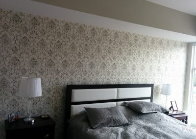 Wallpaper Installation & Home Painters in Toronto - CAM Painting - Gallery Image 55