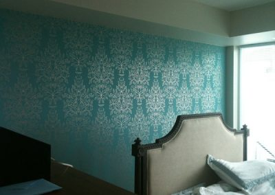 Wallpaper Installation & Home Painters in Toronto - CAM Painting - Gallery Image 20
