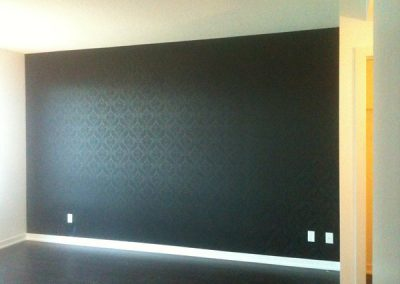 Wallpaper Installation & Home Painters in Toronto - CAM Painting - Gallery Image 24