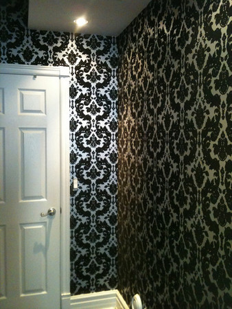 Wallpaper Installation & Home Painters in Toronto - CAM Painting - Gallery Image 46