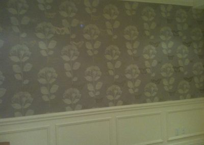 Wallpaper Installation & Home Painters in Toronto - CAM Painting - Gallery Image 48