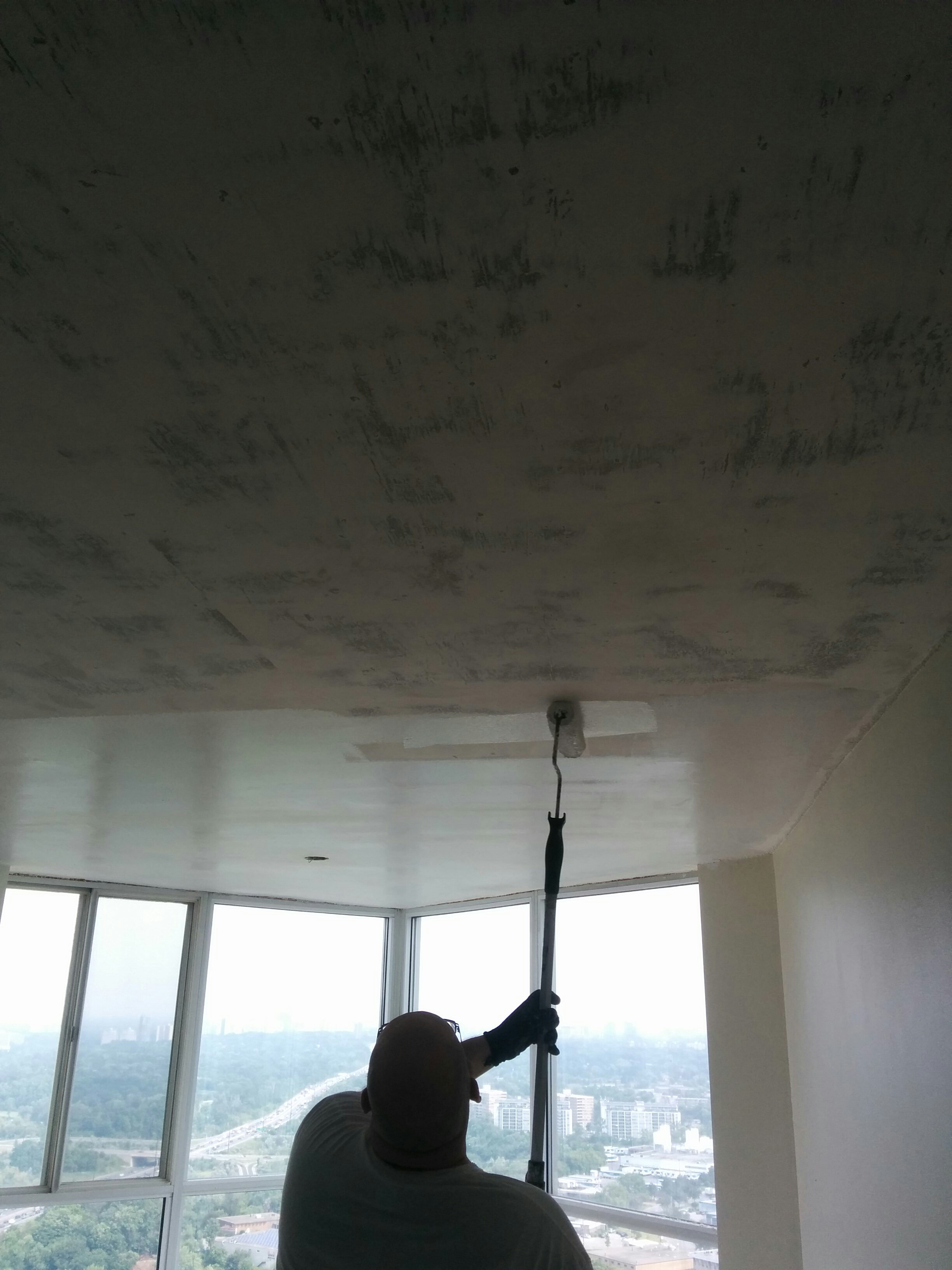 Can My Stucco Ceiling In Toronto Home Be Made Flat
