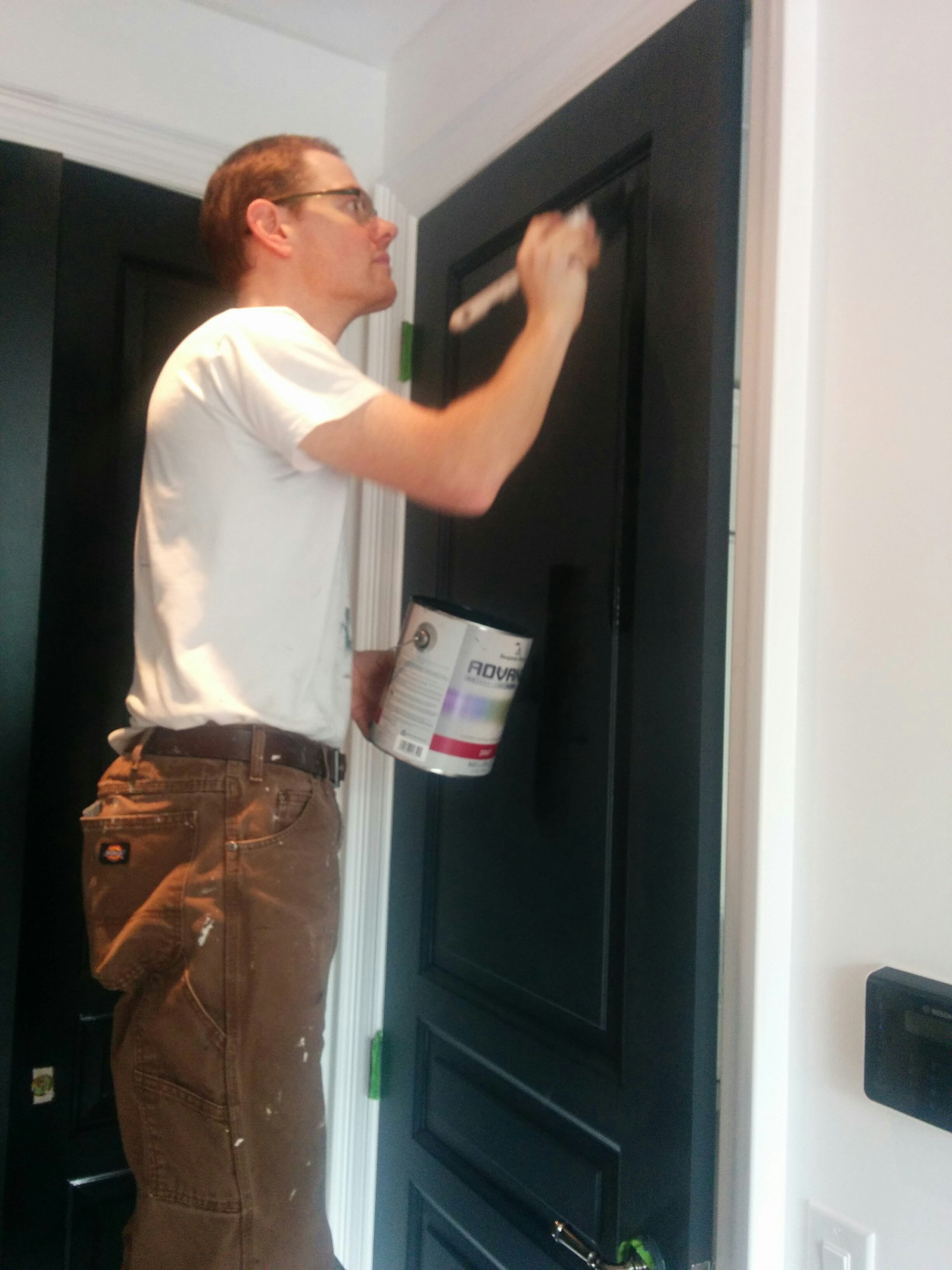 great experience, interior painting, toronto house painters