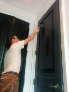 Painting Toronto Door- Toronto Home Painting - House Painters, CAM Painters