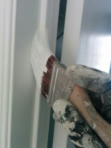 end of project, Toronto house painters
