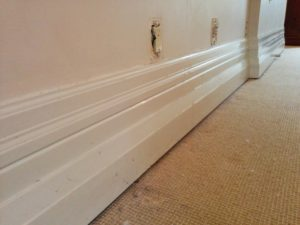 Damaged Trim: Toronto Home Painting - House Painters, CAM Painters
