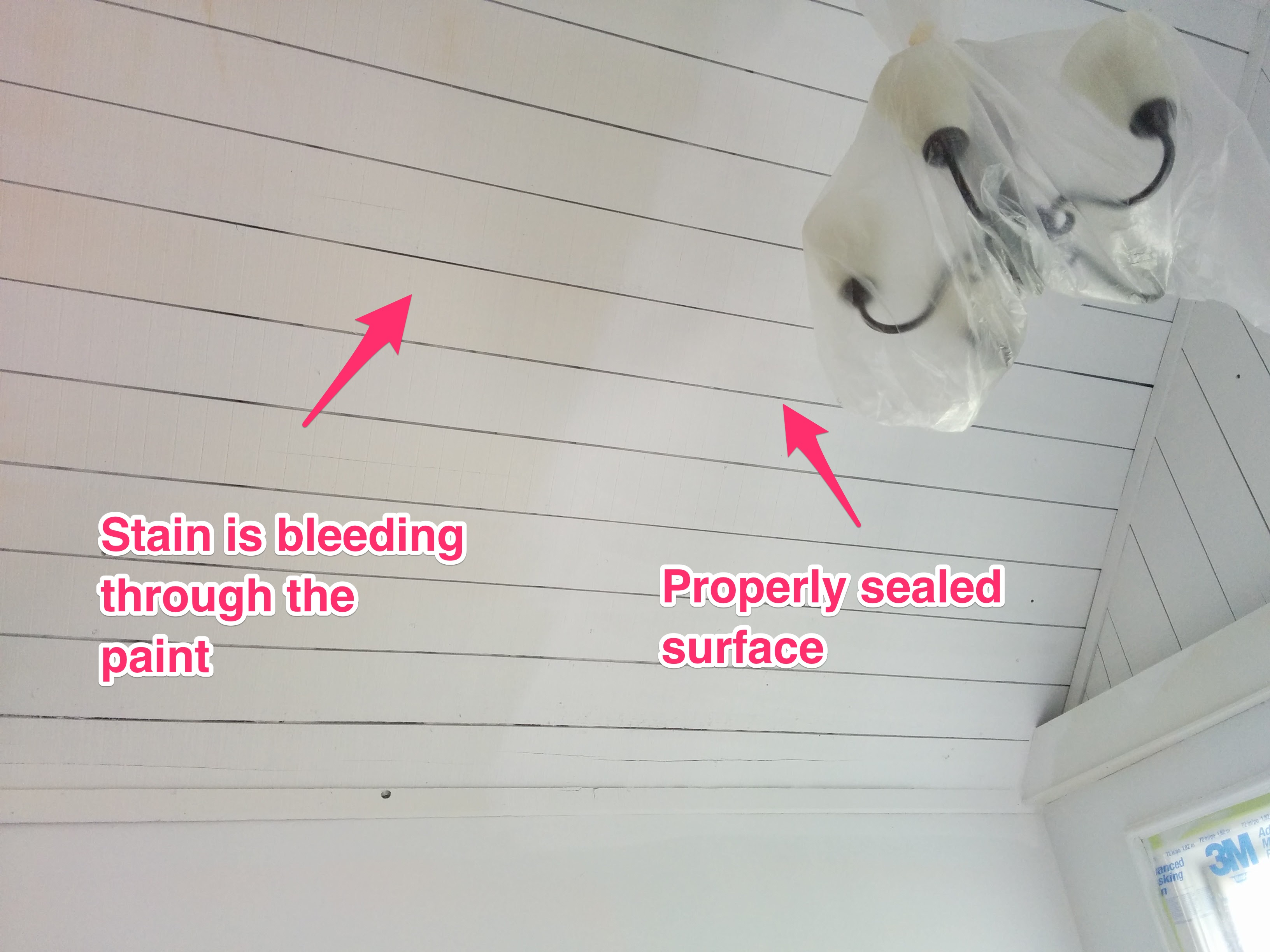 Toronto Home Painting Tip Steps For Painting Stained Or