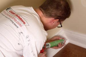 Painting Toronto Home Trim - Toronto Home Painting - House Painters, CAM Painters