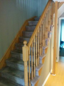 Toronto Home Railing - House Painters, CAM Painters