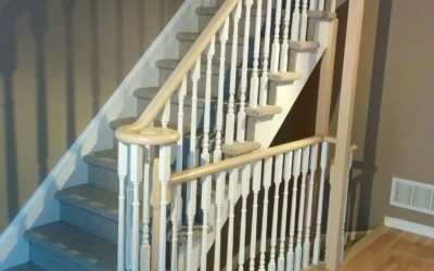Toronto Home Stair Railing Transformation Project Guide