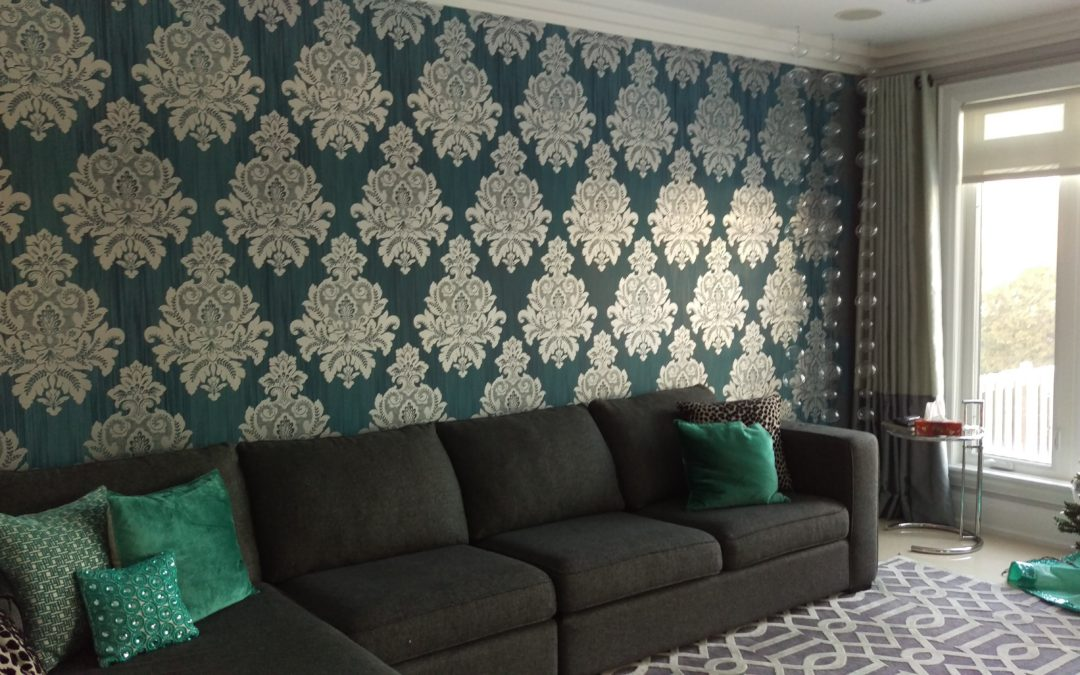 Wallpaper Installation & Home Painters in Toronto - CAM Painters