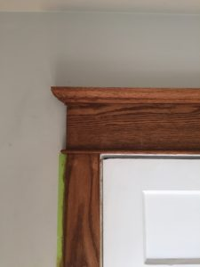 varnished wood, stained wood, toronto home painters