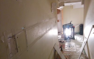 Will you do drywall repairs to my Toronto home?