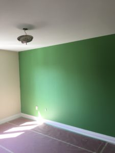 bold colour, toronto house painter, interior painting