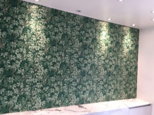 toronto wallpaper installation, CAM Painters