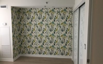 Toronto Wallpaper Project:  7 Accent walls