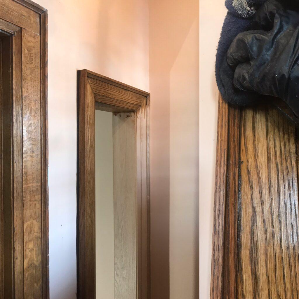 wood staining, varnish, toronto house painter